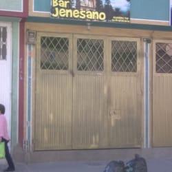 Bar Jesano en Bogotá