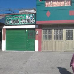Bar Licorera ¨La Gran Avenida¨ en Bogotá