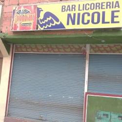 Bar Licorera Nicole en Bogotá