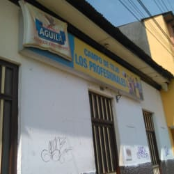 Campo de tejo los profesionales en Bogotá