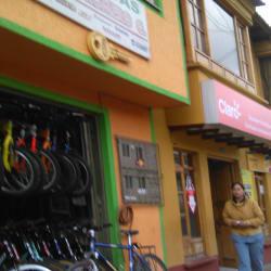 Bicicletas Alberto Romero en Bogotá