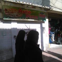 Auto Pizza El Punto del Sabor en Bogotá