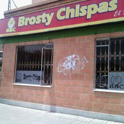 BBC Brosty Chispas en Bogotá