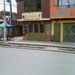 Casa de Novias Angeles en Bogotá