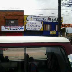 Bicicletas Electrikas en Bogotá