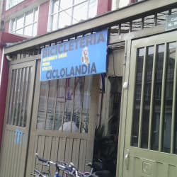 Bicicleteria Ciclolandia en Bogotá