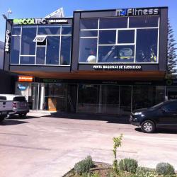 M4 Fitness en Santiago