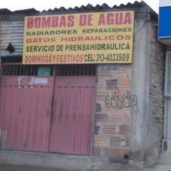 Bombas de Agua en Bogotá