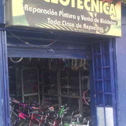 Almacén y Taller Ciclotecnica en Bogotá