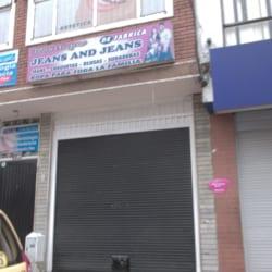 Boutique Jeans and Jeans en Bogotá