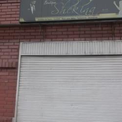 Boutique Shekina en Bogotá