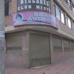 Brasas Avimaster en Bogotá