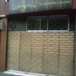 Light Style Cafetería Gourmet en Santiago
