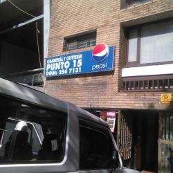 Cigarrería y Cafetería Punto 15 en Bogotá
