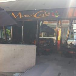 Mosai Café - Parque Araucano en Santiago