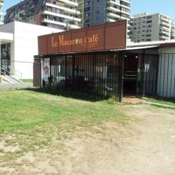 Le Macaron Café en Santiago