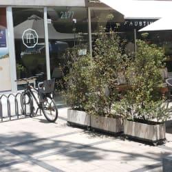 Faustina café en Santiago