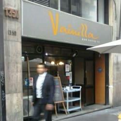 Café Vainilla en Santiago