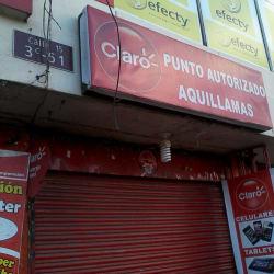 Claro Aquillamas Calle 15 en Bogotá