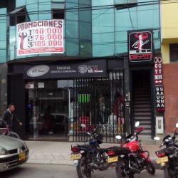 Bull Gym en Bogotá