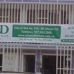 A+D Constructora S.A.S en Bogotá