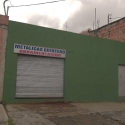 Metalicas Quintero en Bogotá