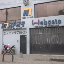 Imapar Ltda en Bogotá