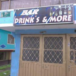 Bar Drink´s y More en Bogotá