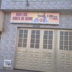 Bar los Aires de Usme en Bogotá