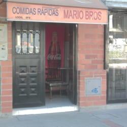 Comidas Rápidas Mario Bross en Bogotá