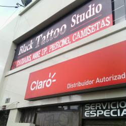 Black Tattoo Studio en Bogotá