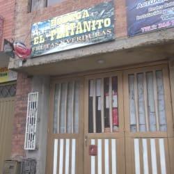 Bodega El Plátanito en Bogotá