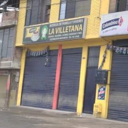 Bodega de Panelas y Víveres La Villetana en Bogotá