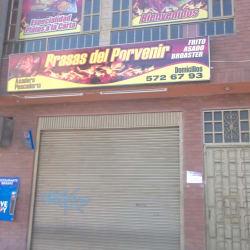Brasas El Porvenir en Bogotá