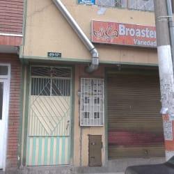 Broaster Express en Bogotá