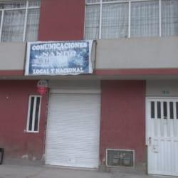 Comunicaciones Nando en Bogotá