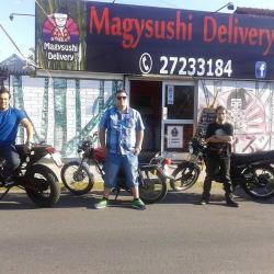 Magy Sushi Delivery en Santiago