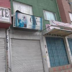 Con Karisma en Bogotá
