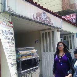 Cafe Gourmet La Molienda en Bogotá