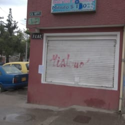 Café Internet Calle 91 en Bogotá