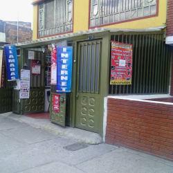 Cafe Internet Calle 39 en Bogotá