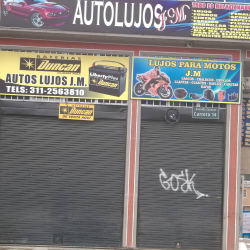 Autolujos JM en Bogotá