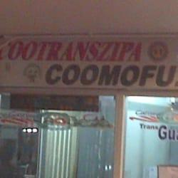Cootranszipa en Bogotá