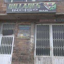 Billares Indigo Bar en Bogotá