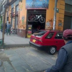 Bicicletas Jhon Jairo Avendaño en Bogotá