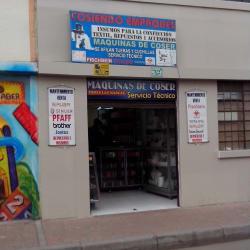 Cosiendo Empaques en Bogotá