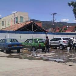 Cotautos Carwash en Bogotá