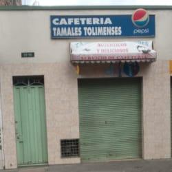 Cafeteria Tamales Tolimenses en Bogotá