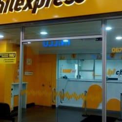 Chilexpress - Alameda / San Fco. de Borja en Santiago