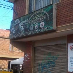 Dirección de Reclutamiento del Ejercito Distrito Militar Nº 59 en Bogotá